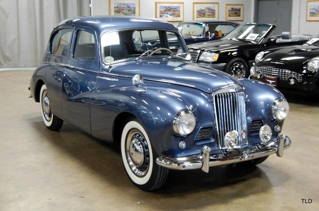 1953 Sunbeam Talbot 90 MKII