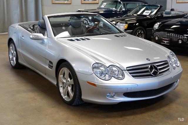 2005 Mercedes-Benz SL-Class SL 600