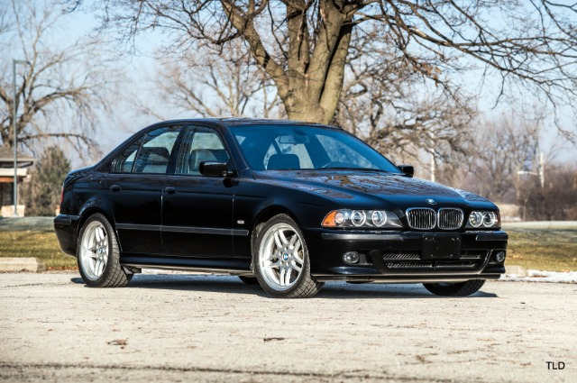 2003 BMW 5 Series 540i M-Sport