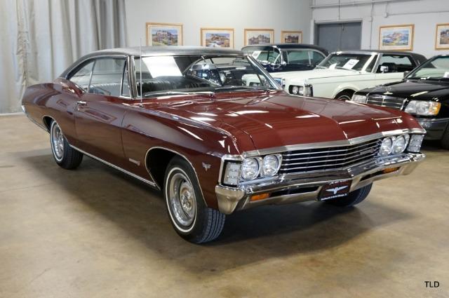 1967 Chevrolet Impala Super Sport