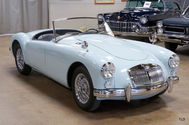 1960 MG MGA 1600 Roadster
