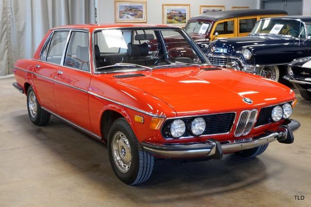 1973 BMW Bavaria 3.0