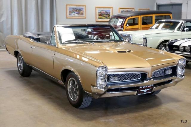 1967 Pontiac GTO HO