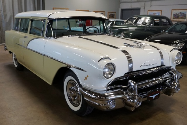 1956 Pontiac Chieftain 860 Special Wagon