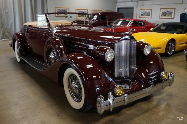 1935 Packard 1207