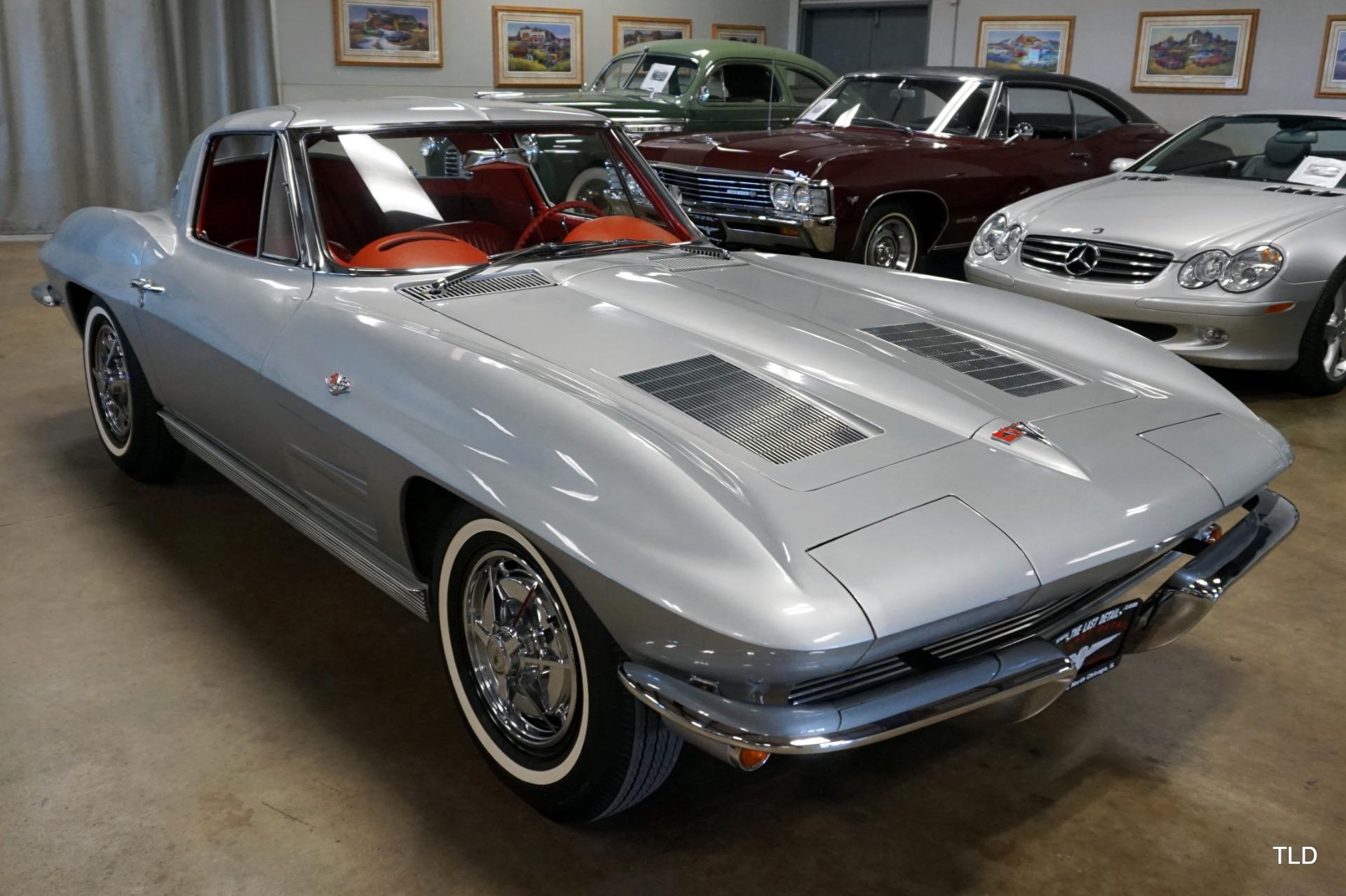 Kelebihan Corvette 1963 Review