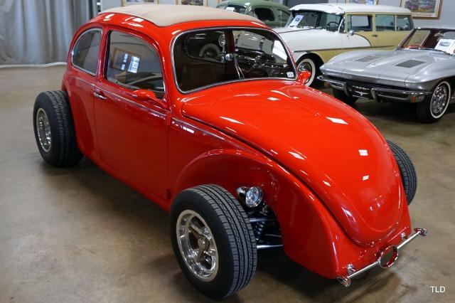 1967 Volkswagen Beelte V-Rod
