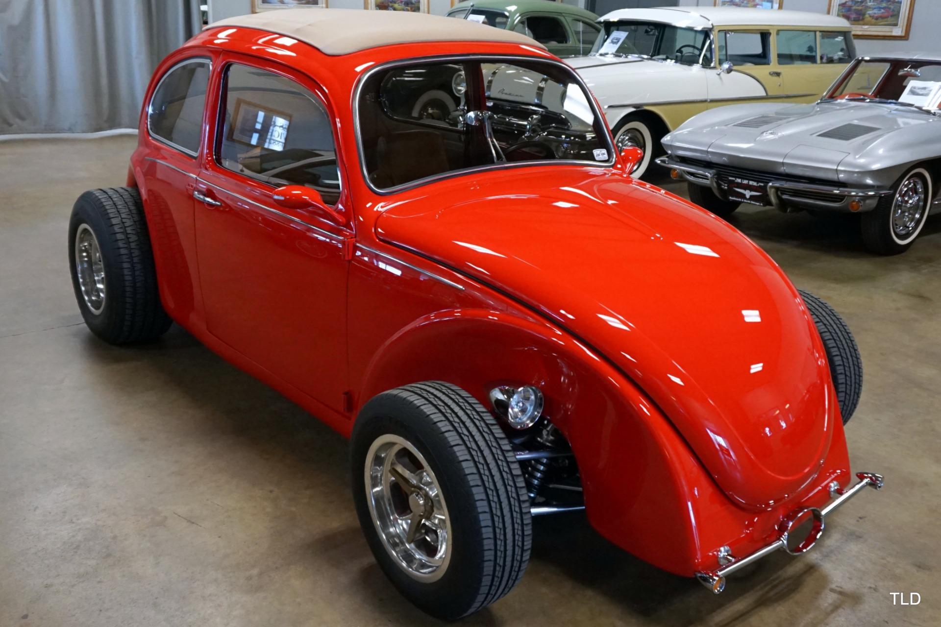 1967 Volkswagen Beetle V Rod