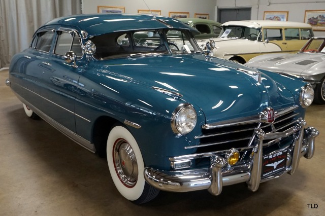 1950 Hudson Series 500 Pacemaker