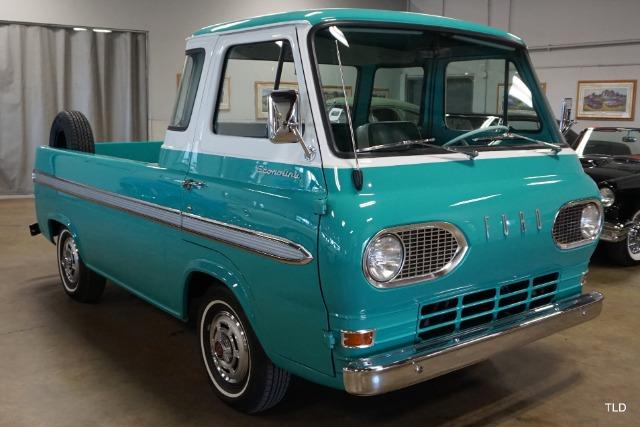 1965 Ford E100 Econoline
