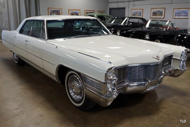 1965 Cadillac Calais Hardtop