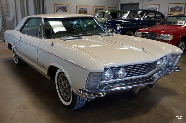 1964 Buick Riviera Super Wildcat