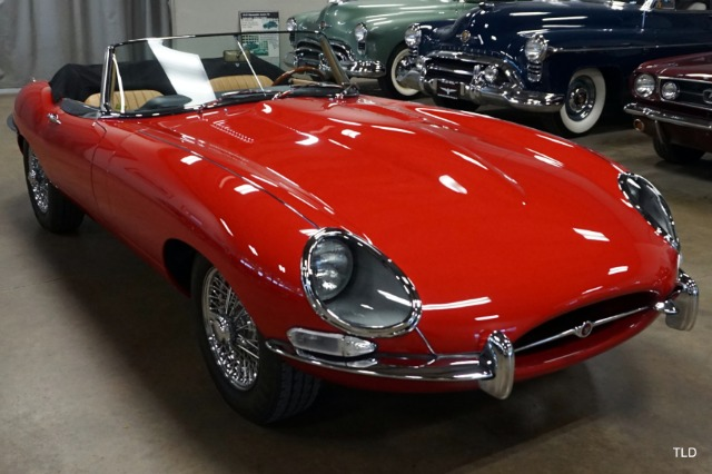 1966 Jaguar XKE Series I, 4.2-Litre Roadster