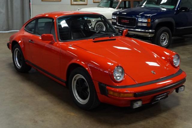 1982 Porsche 911 SC SC