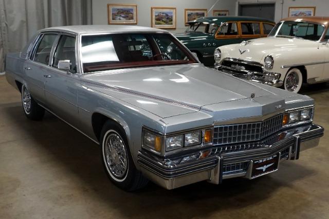 1978 Cadillac Sedan de Ville