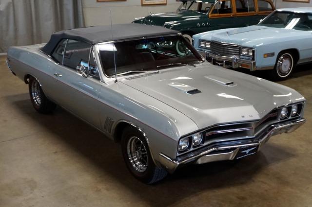 1967 Buick Skylark GS400 Convertible