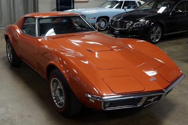 1968 Chevrolet Corvette 427-390