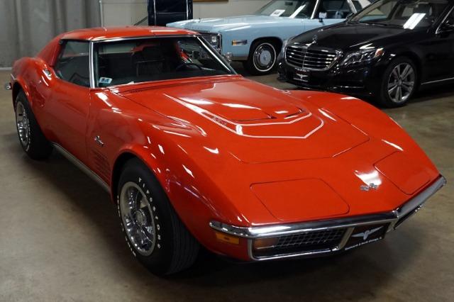 1972 Chevrolet Corvette LT-1