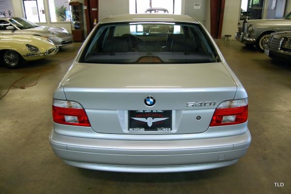 2002 Bmw 540i Sport