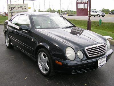 1999 Mercedes Benz Clk Class Clk 430