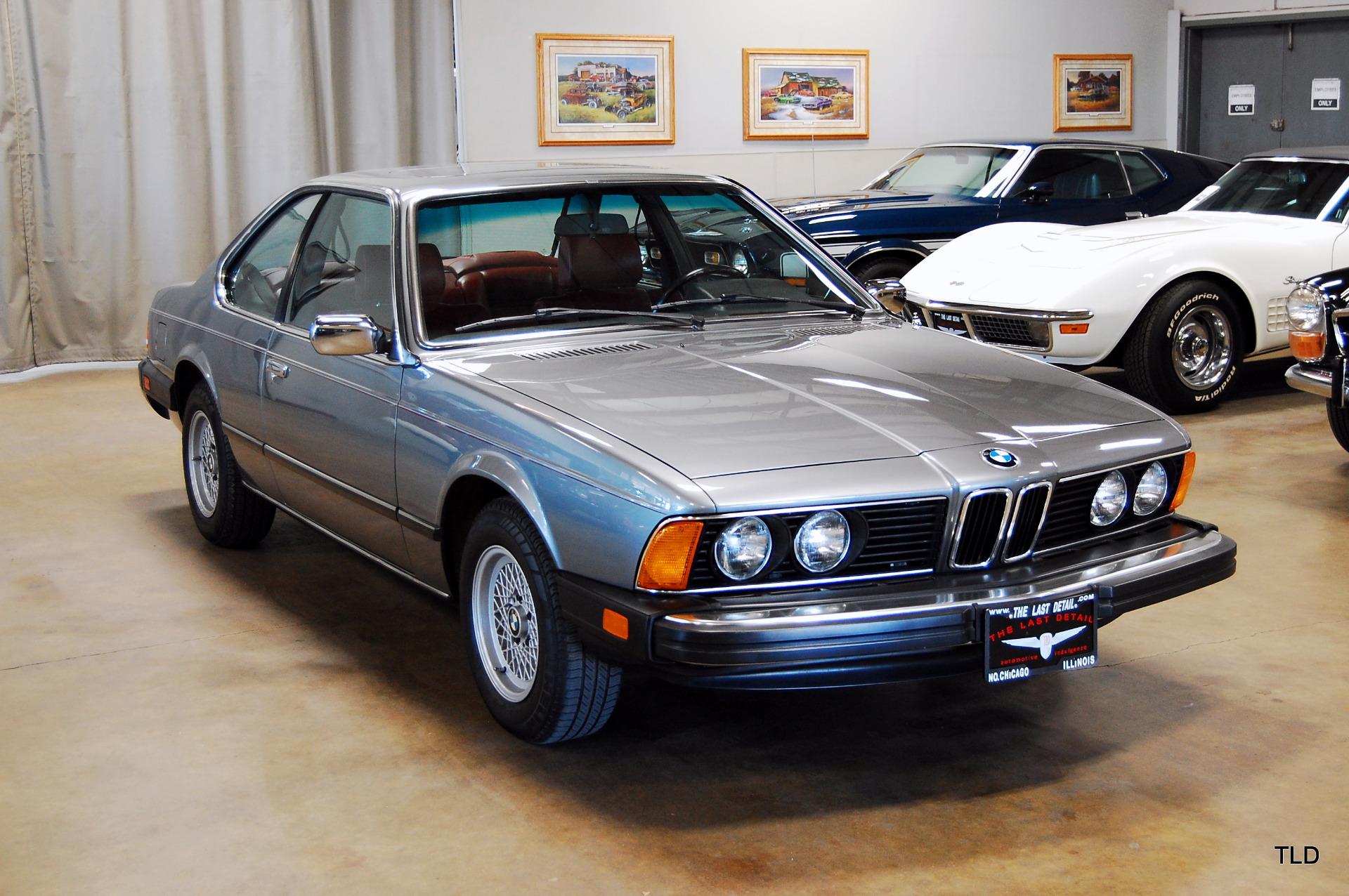 1981 BMW 6-Series 633CSi