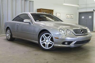 2005 Mercedes Benz CL Class CL 500