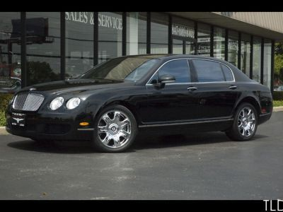 2007 SOLD CARS Flying Spur
