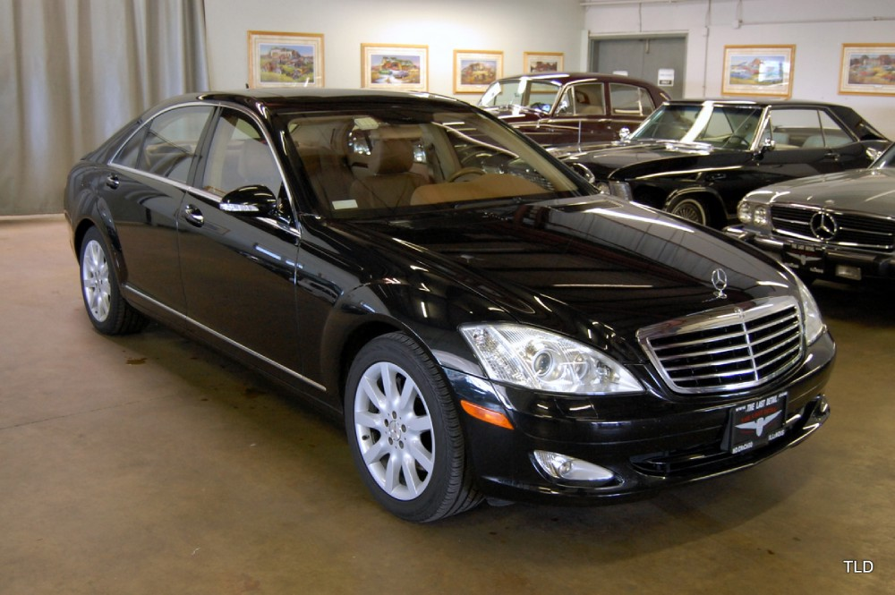 2007 mercedes benz s class s550 for Mercedes benz financial phone number