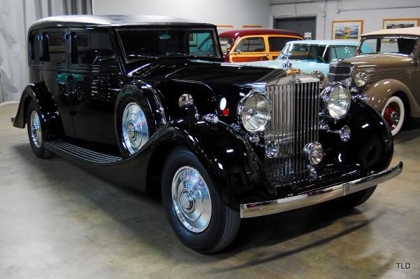 1937 Rolls Royce Phantom III Limousine