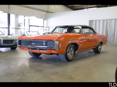 SOLD CARS Impala SS 427 Convertible