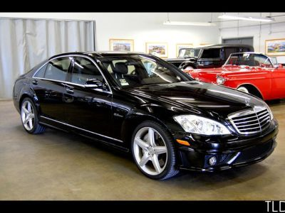 2008 SOLD CARS S63