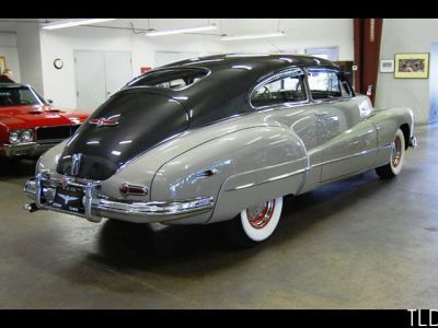 1947 buick roadmaster sedanette coupe. Black Bedroom Furniture Sets. Home Design Ideas