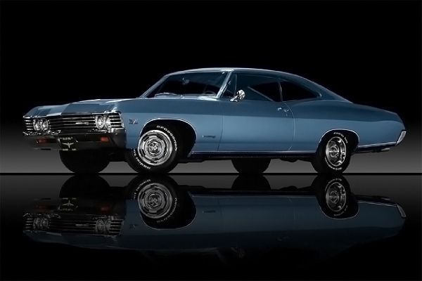 1967 Chevrolet Impala SS with 427 Option