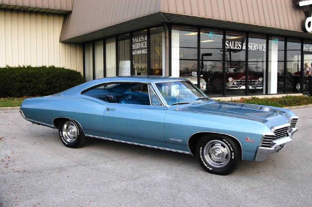 Impala 67 Ss detailed this Impala SS