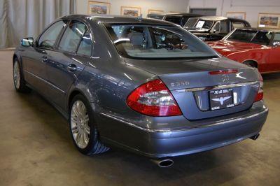 2007 mercedes benz e class e550 for Mercedes benz c330