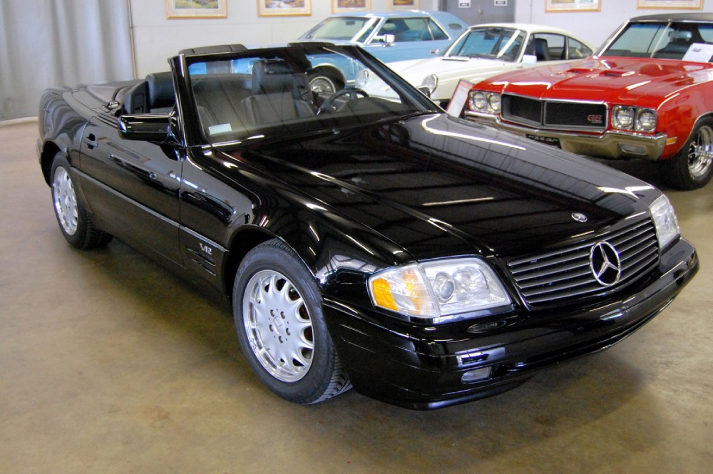 1997 Mercedes Benz SL600