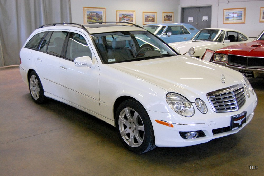 2007 mercedes benz e class e350 4matic wagon. Black Bedroom Furniture Sets. Home Design Ideas