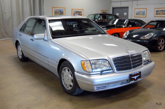 1999 Mercedes Benz S-Class S500