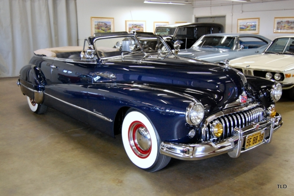 1948 Buick Roadmaster Convertible Coupe