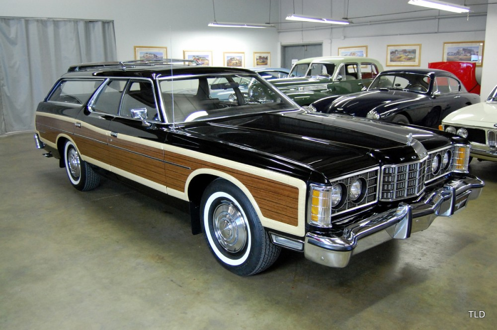 1973 Ford Country Squire