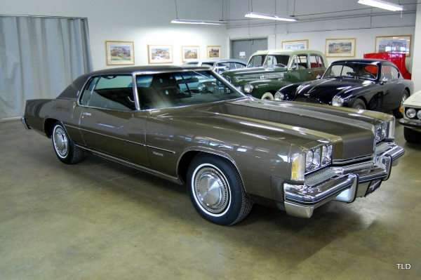 1973 Oldsmobile Toronado Custom