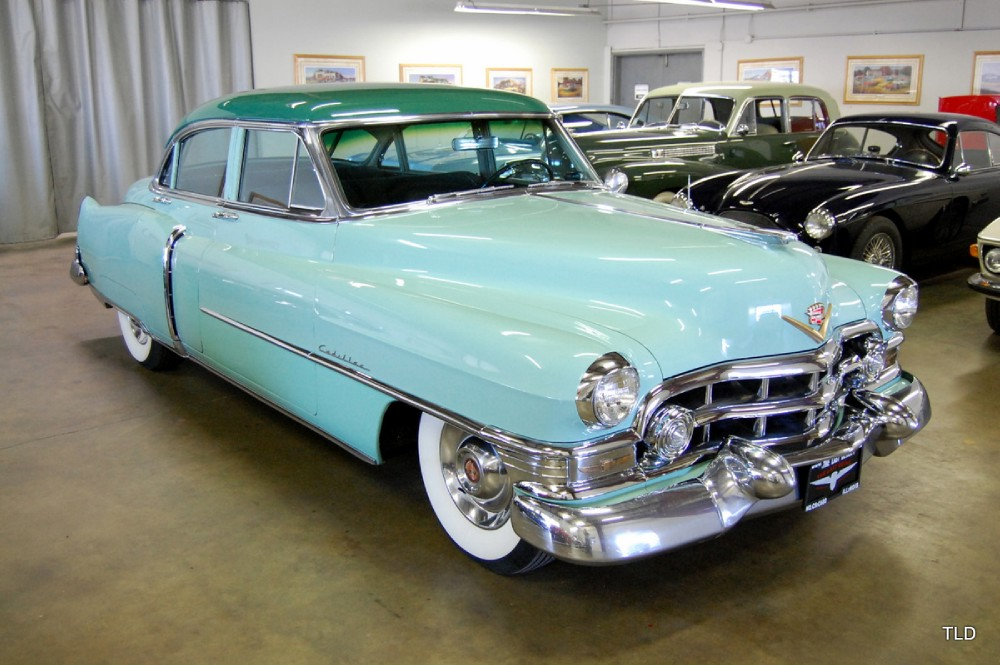 1952 Cadillac Series 62 Golden Anniversary