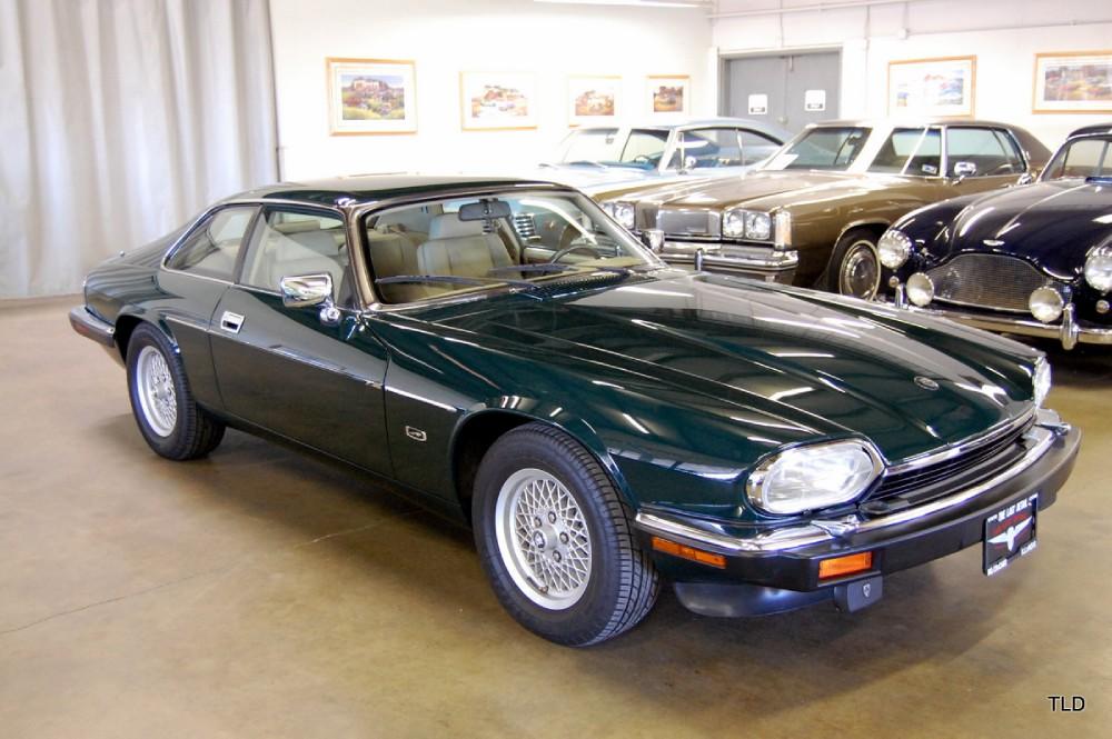1992 Jaguar XJ-Series XJS
