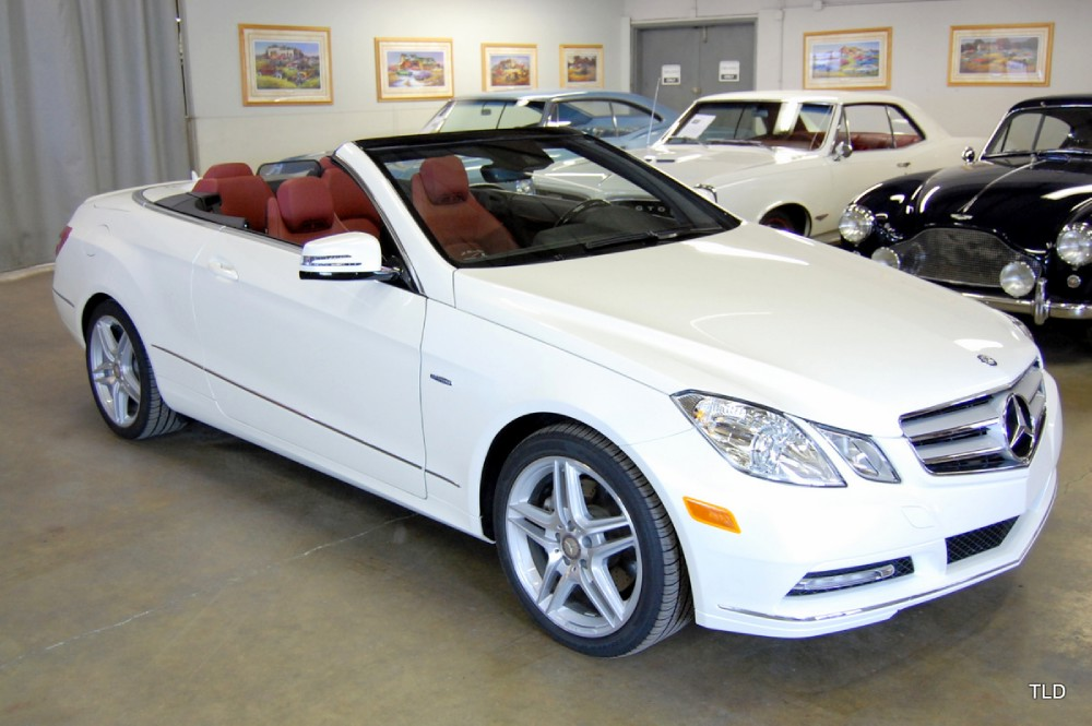 2012 mercedes benz e class e350 cabriolet for Mercedes benz e350 cabriolet