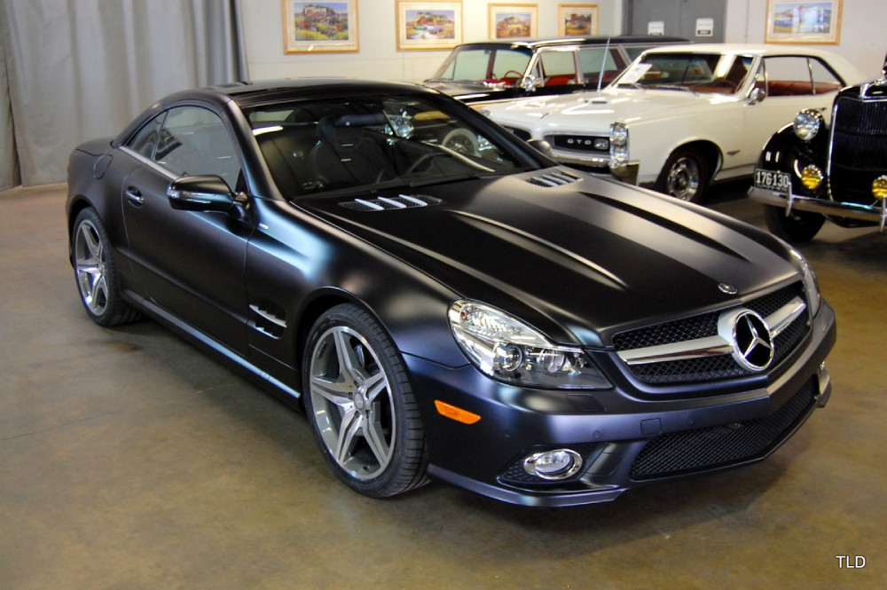 2011 mercedes benz sl class sl550 night edition for 2011 mercedes benz sl class