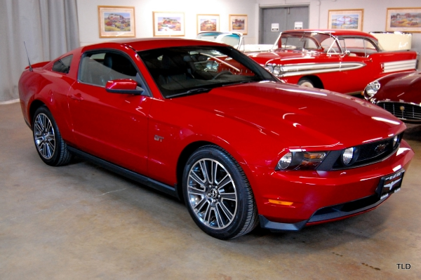 2010 Ford Mustang GT Premium