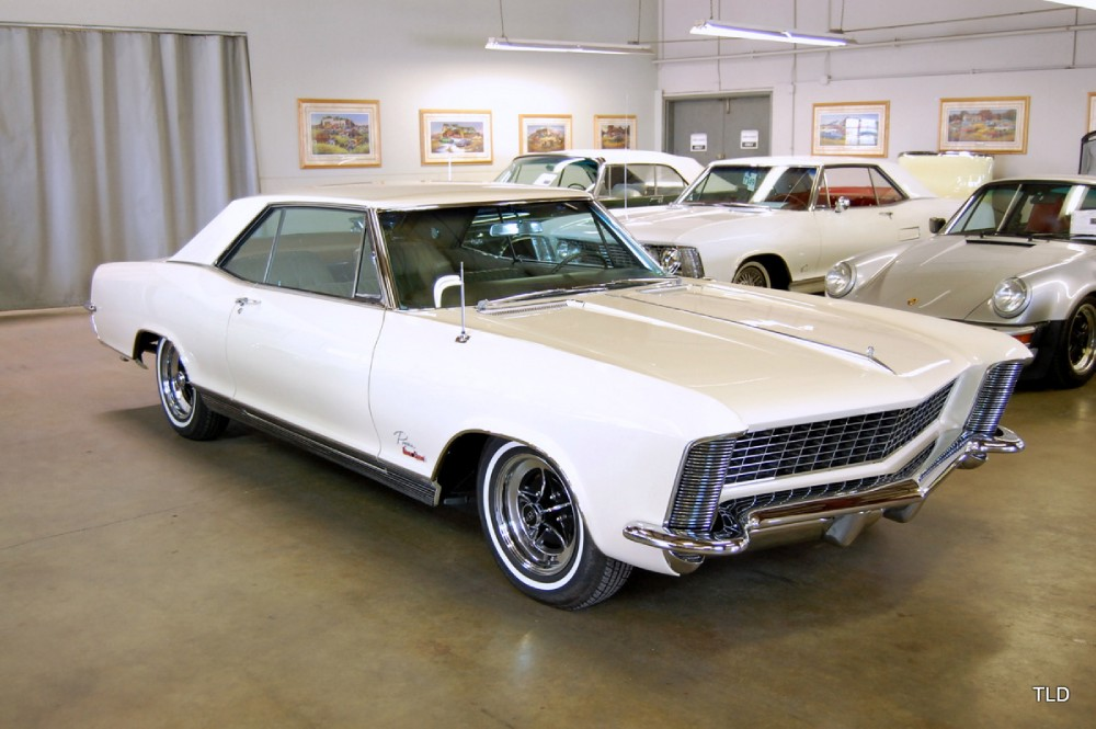 1965 Buick Riviera Gran Sport For Sale The last detail attempts to