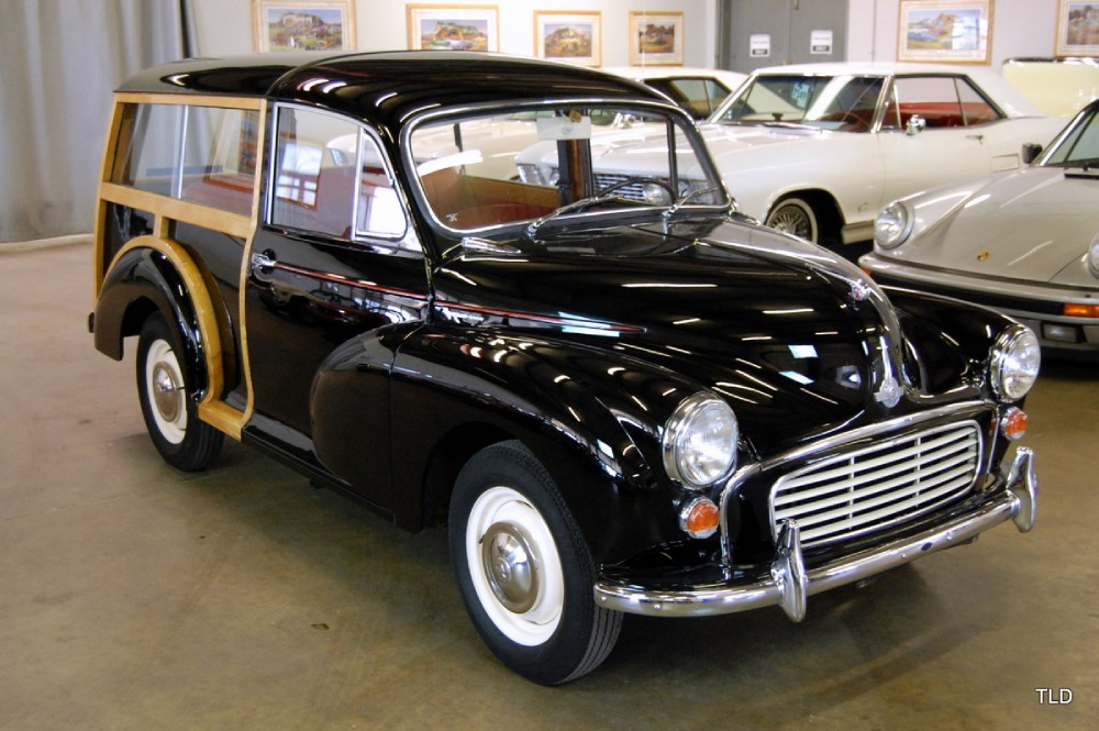 Morris Minor  Traveller For Sale