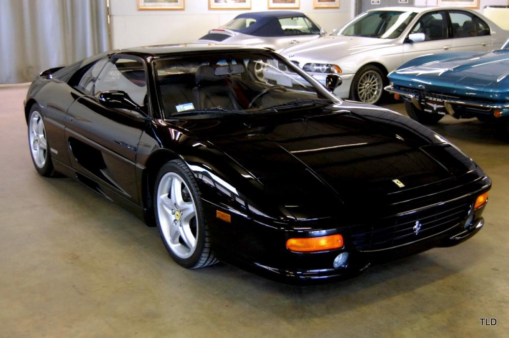 1998 Ferrari 355 Gts F1