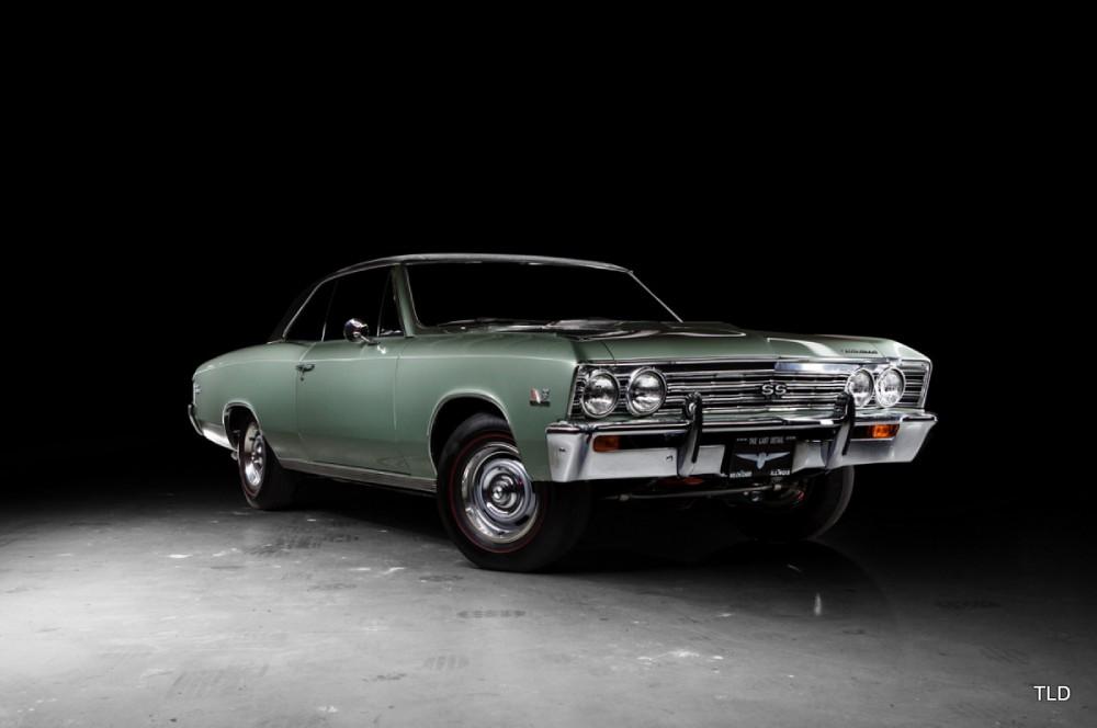 1967 Chevrolet Chevelle SS 396